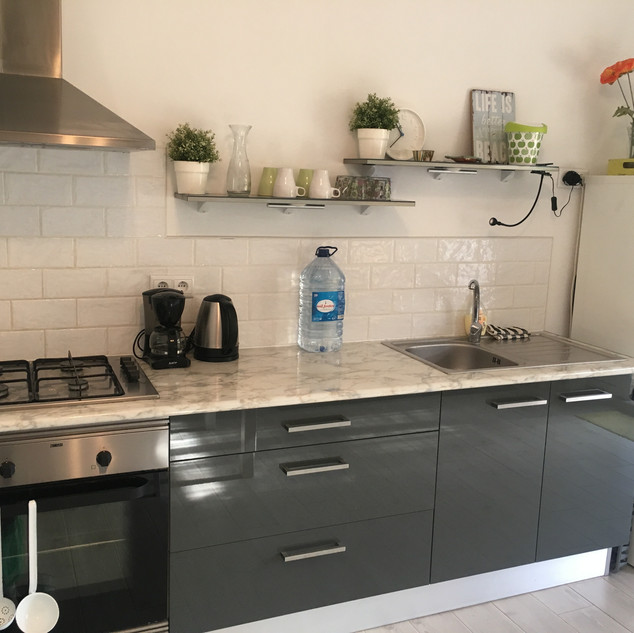 cozinha casa da jardim
