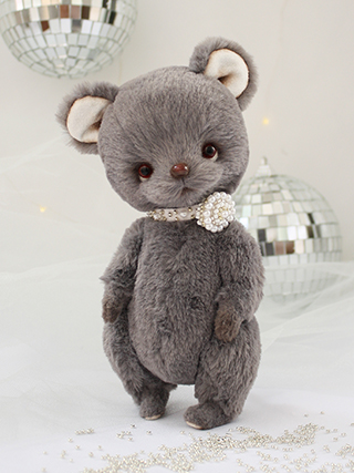 Molly Teddy Mouse