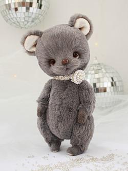 Molly Teddy Mouse