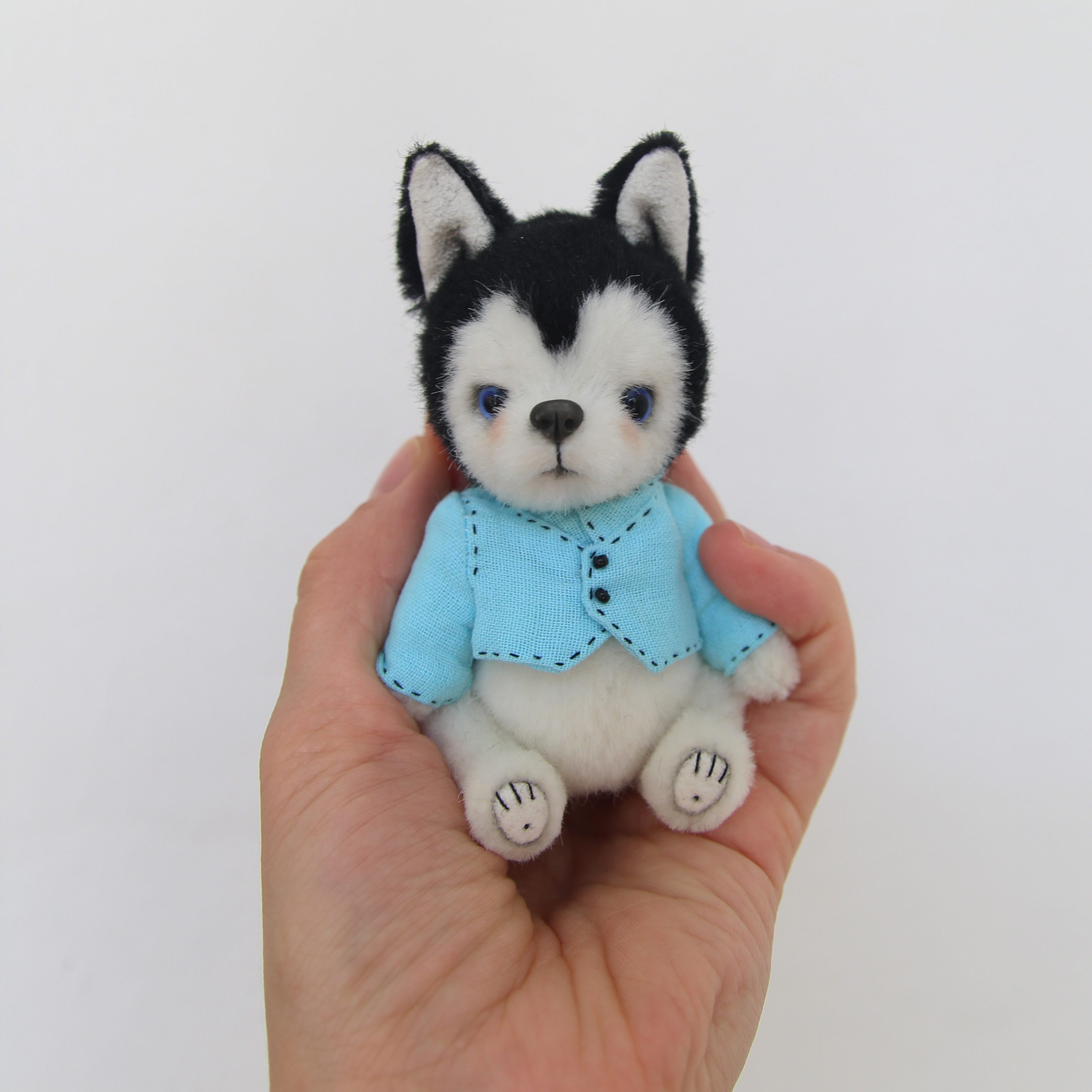 Mini Husky Teddy