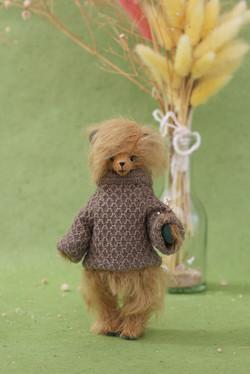 Bobbi Teddy Bear