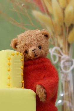 Bernard Teddy Bear