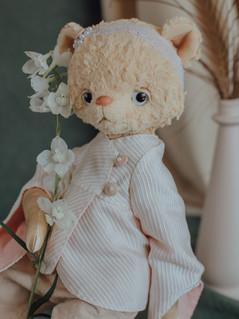 Мишка-тедди Лин