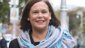 Sinn Féin President Mary Lou McDonald to Brief Congressional Leaders