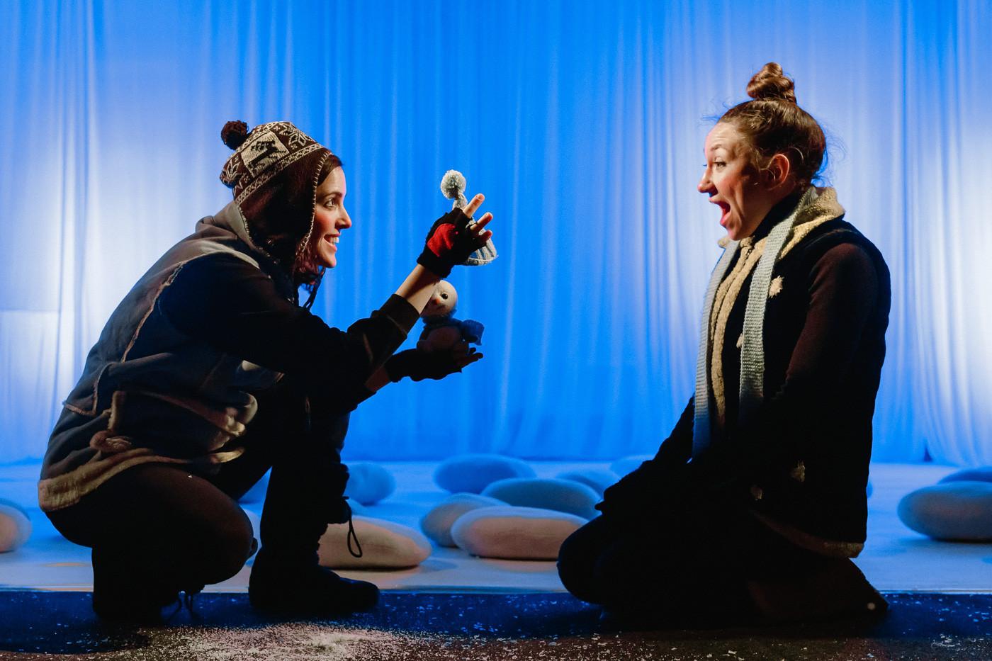 Snow Tale - Malenki Theatre