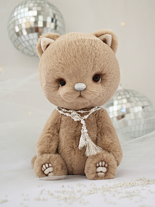 Tiffany Teddy Kitty