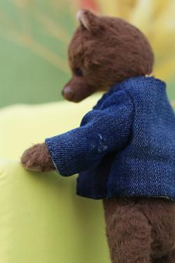 Cillian Teddy Bear