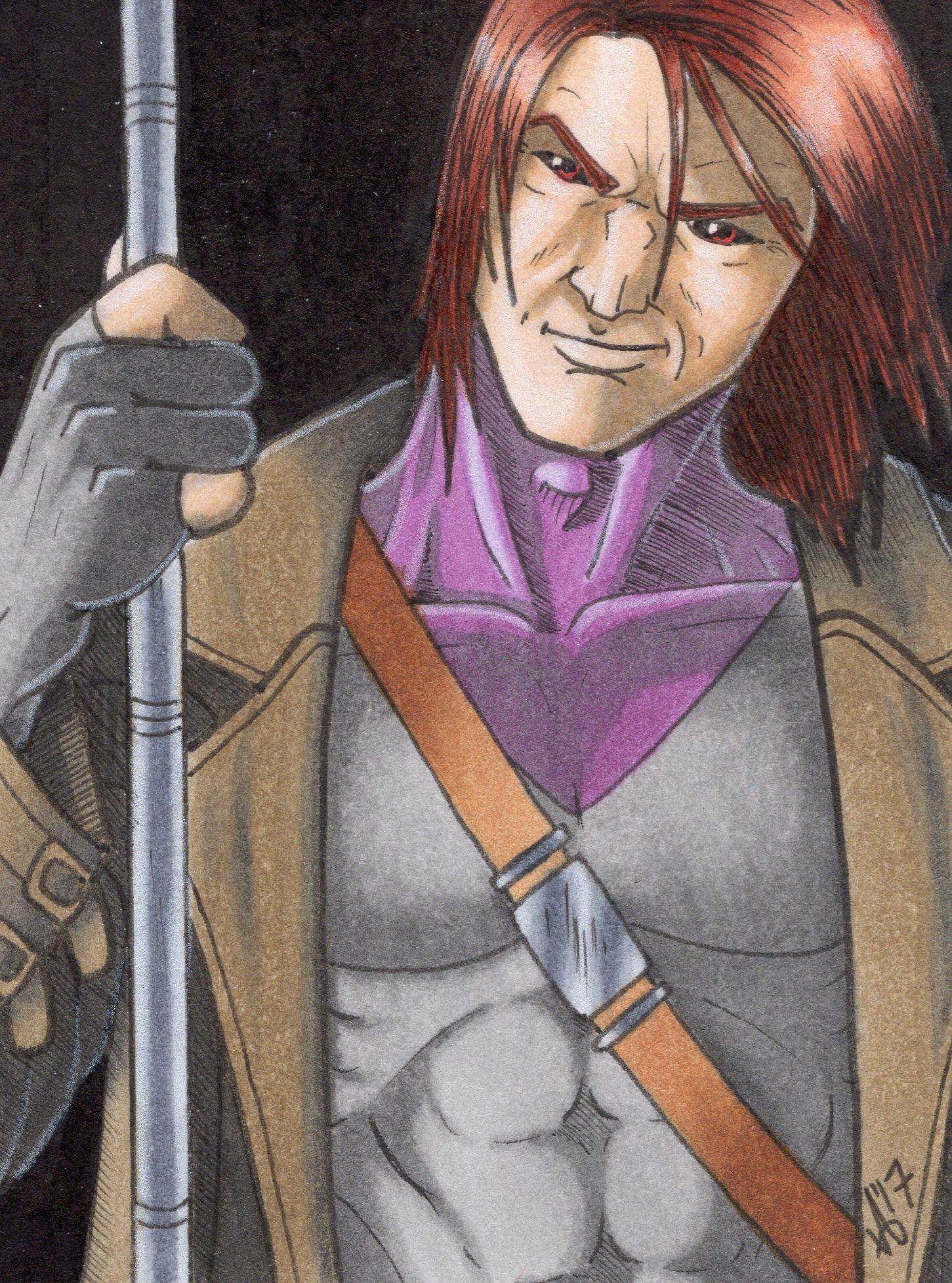 Gambit Sketchcard