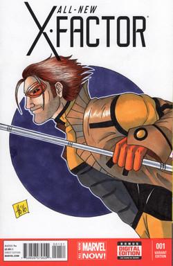 ANXF Gambit