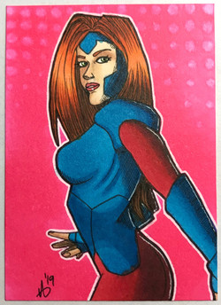 X-Men Red Jean Grey