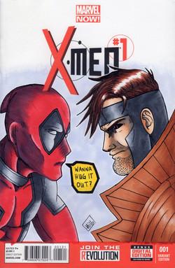 Deadpool & Gambit