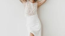 Moderne Brautmode - Brautkleider und Zweiteiler für die moderne Braut