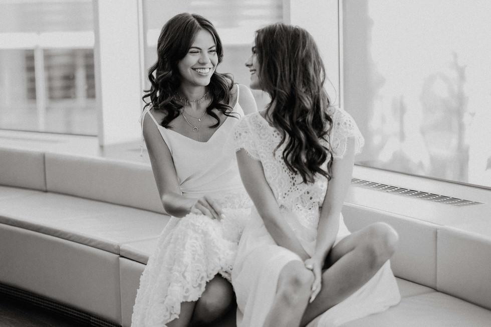 Inspiration für die moderne Braut - Zweiteiler, Rock und Oberteil für die Braut individuell kombinie