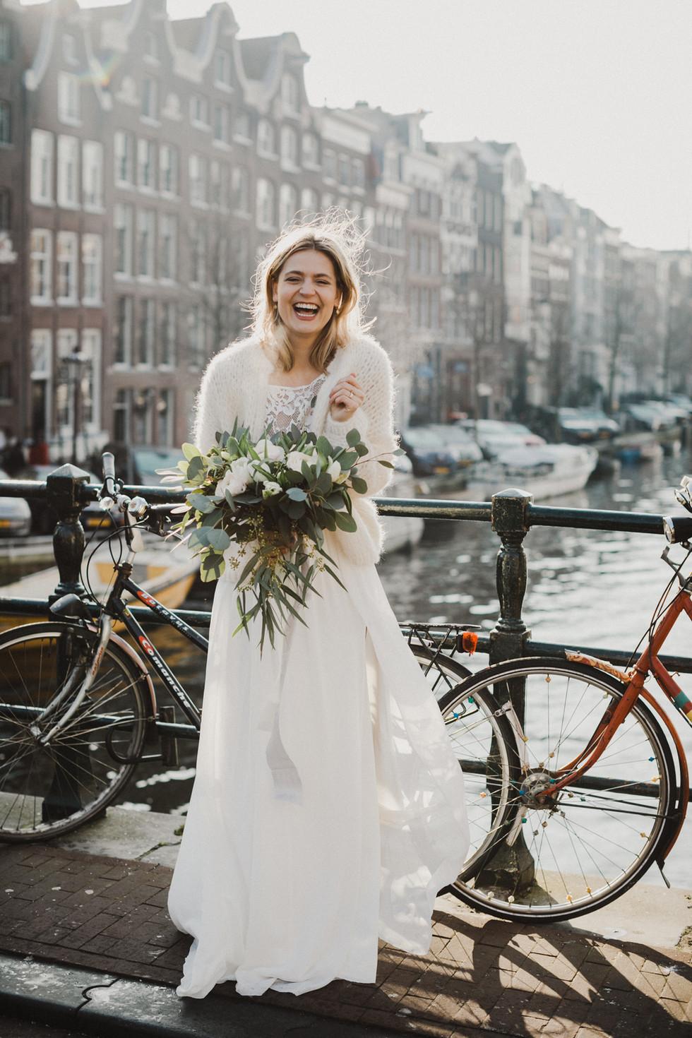 Moderne zweiteilige Brautkleider - Hochzeitskleid mal anders