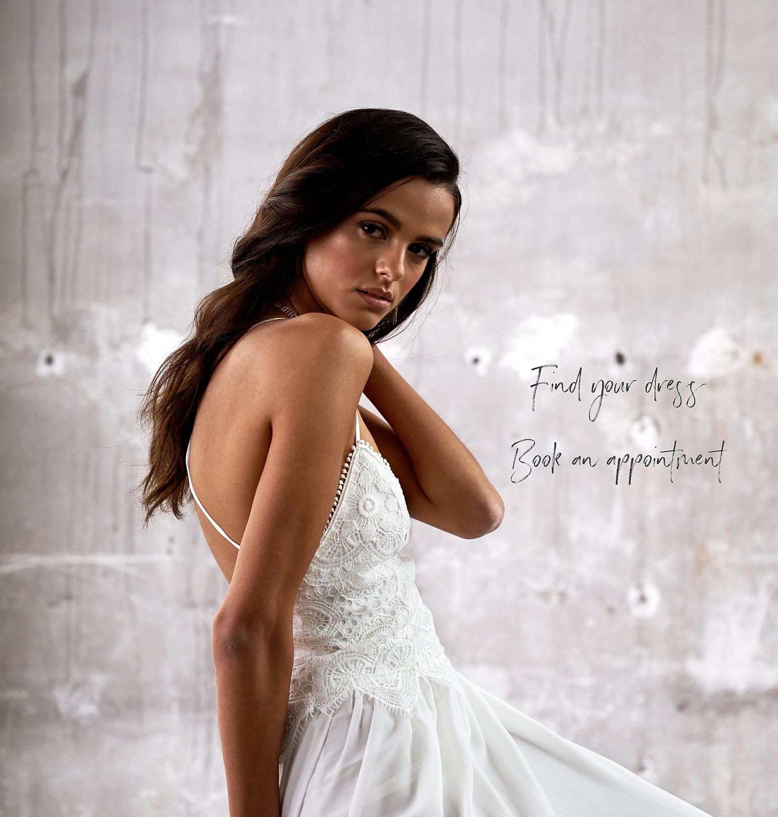 Brautkleider im modernen Boho Look | Mannheim | kiligdress