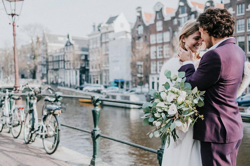 romantische Brautmode