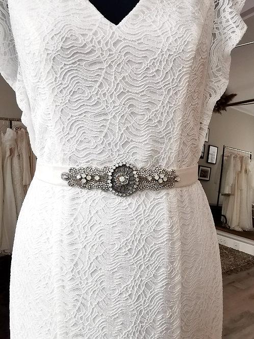 LANEA WHITE Belt
