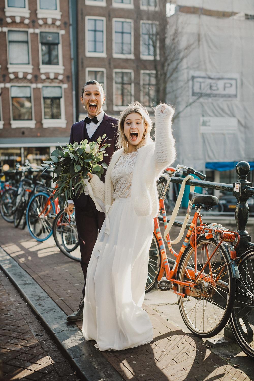 Moderne Braut