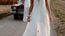 Brautkleider von kiligdress - Die neue Kollektion zeigt Brautmode aus Spitze