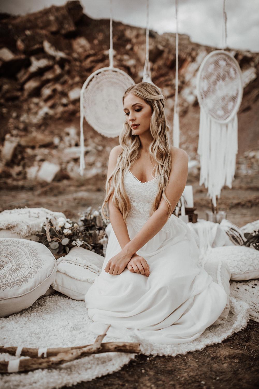 Brautkleid voller Leichtigkeit