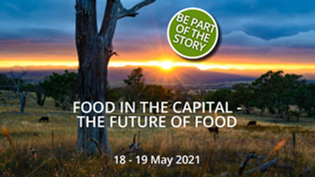 Food in the Capital: The Future of Food