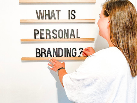 What Is Personal Branding
