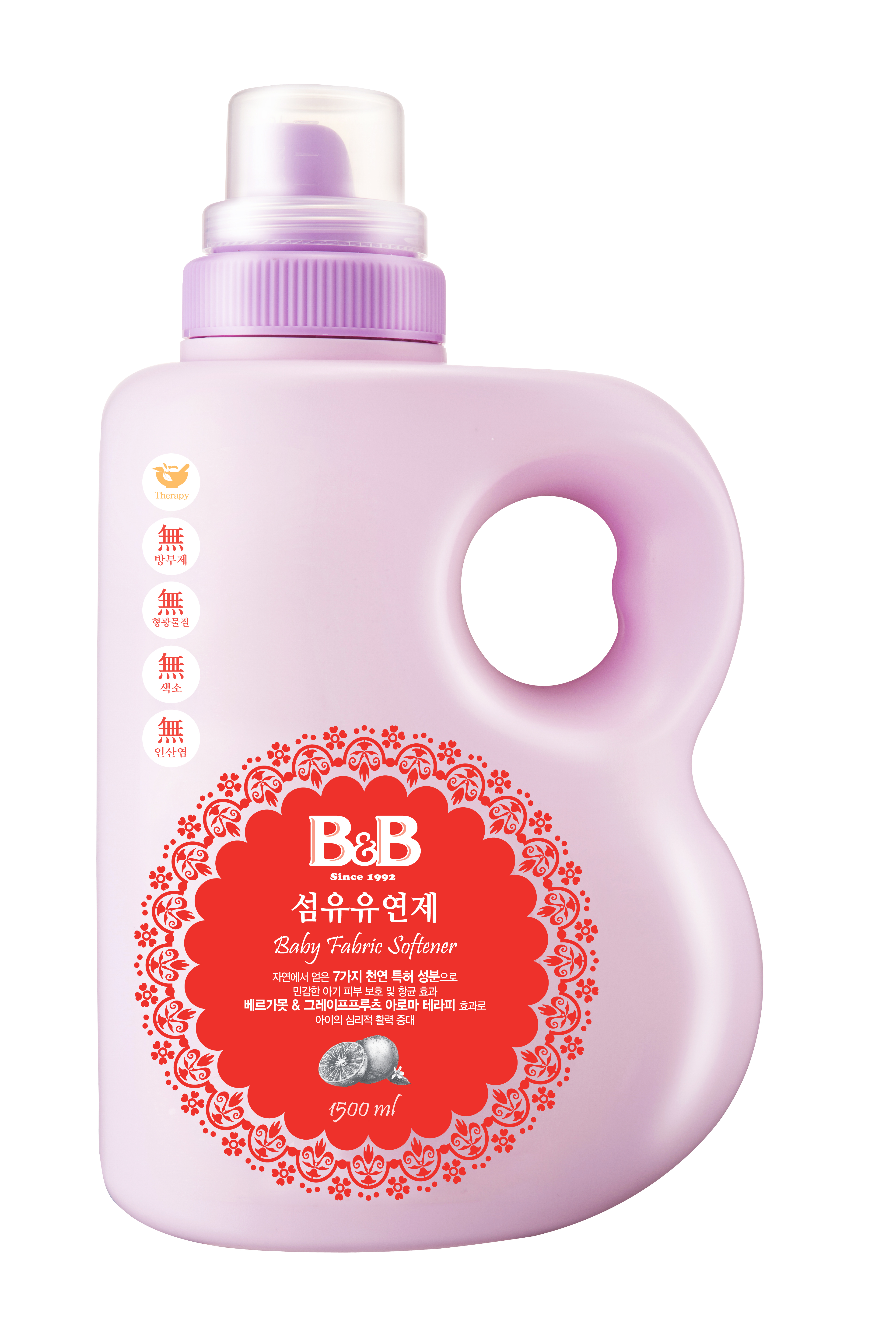 B&B Softener Bergamot