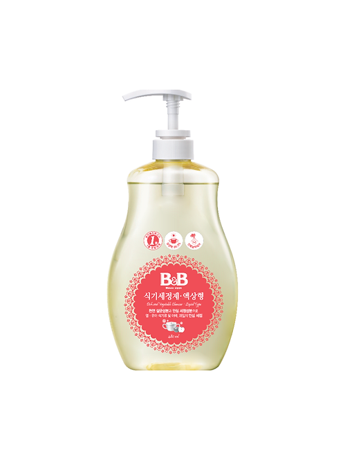 Dish and Vegetables Cleanser (480ml)