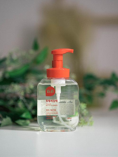 Feeding Bottle Cleanser - Bubble Bottle (450ml)