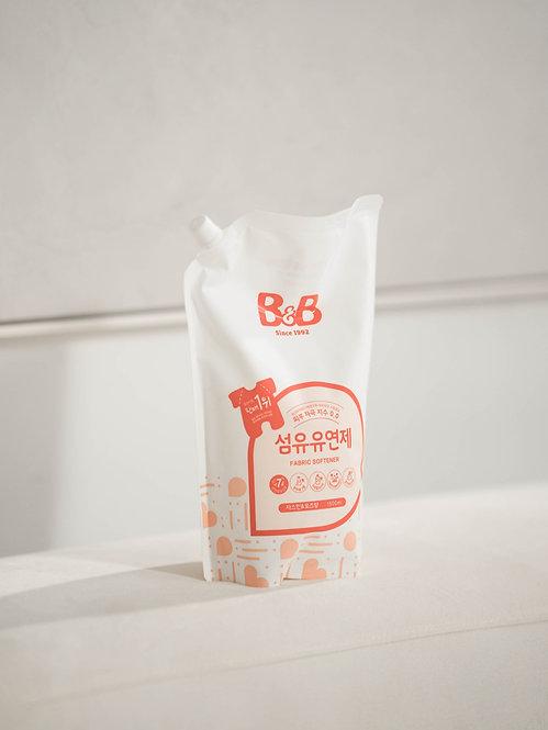 Baby Fabric Softener (Jasmine) - Refill (1500ml)