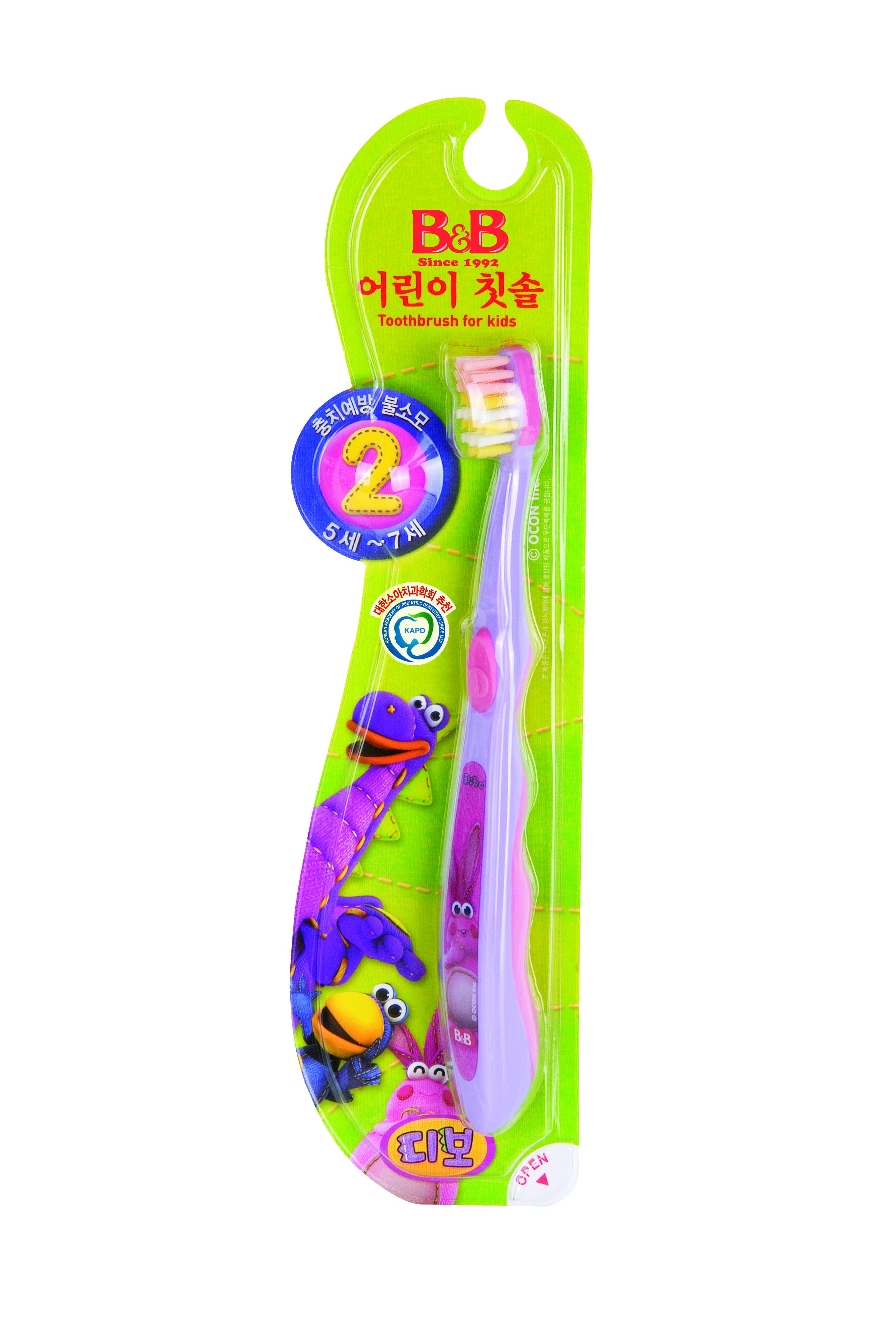 B&B Kid Toothbrush, Kid Toothbrush