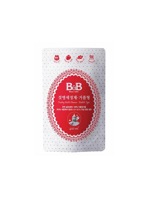 Feeding Bottle Cleanser - Bubble Refill (400ml)
