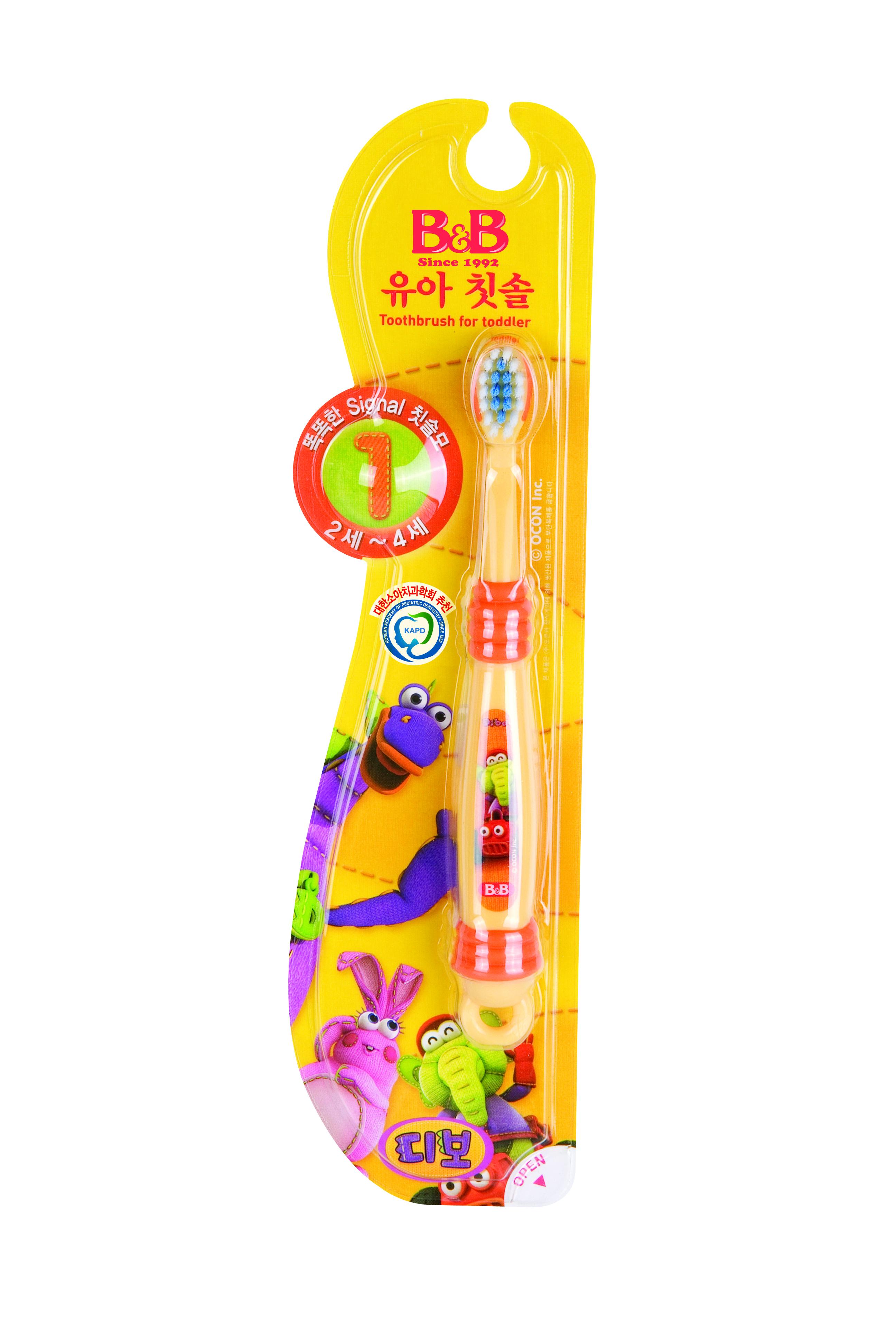 B&B Baby Toothbrush