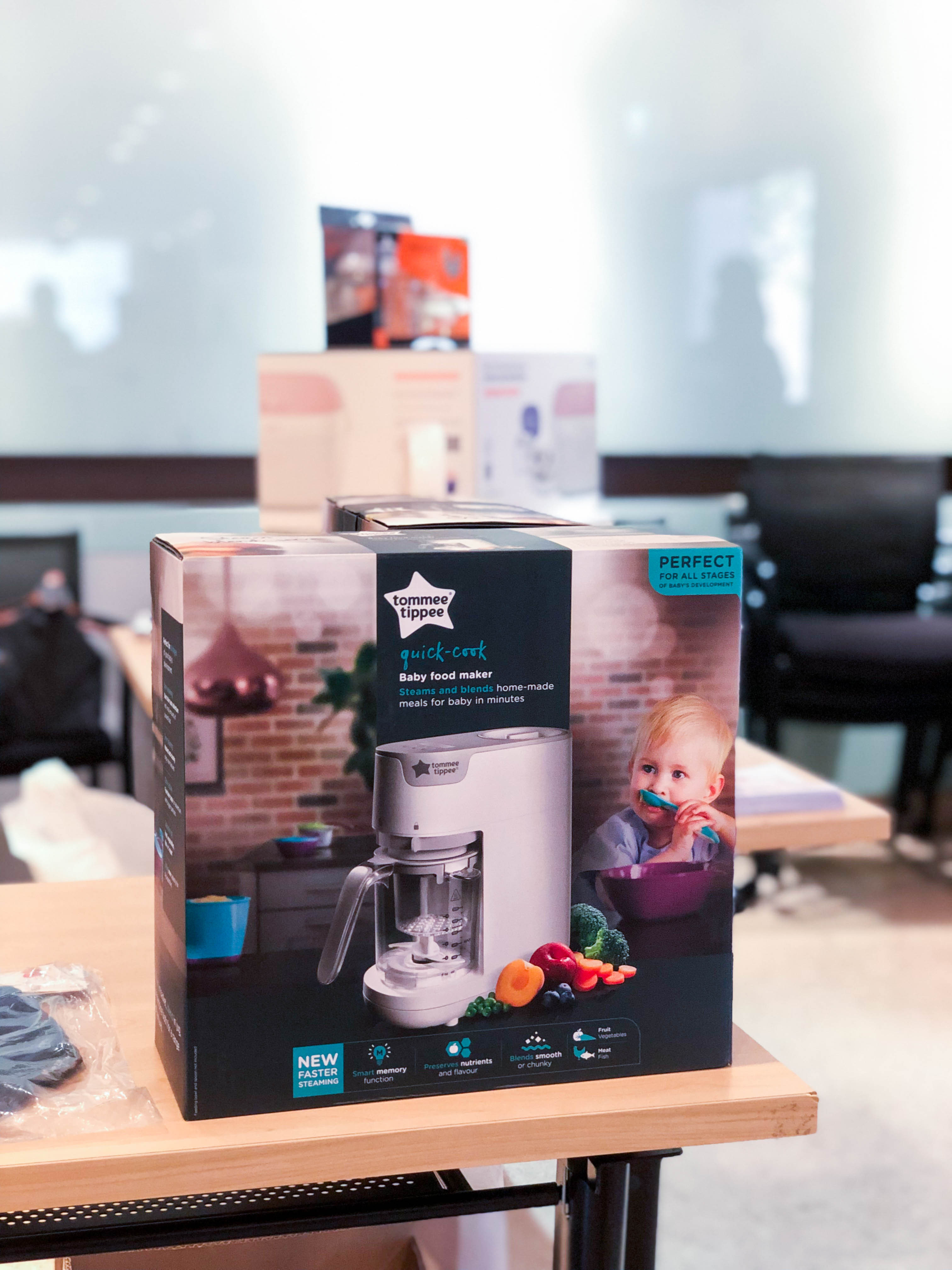 Tommee Tippee Servicing