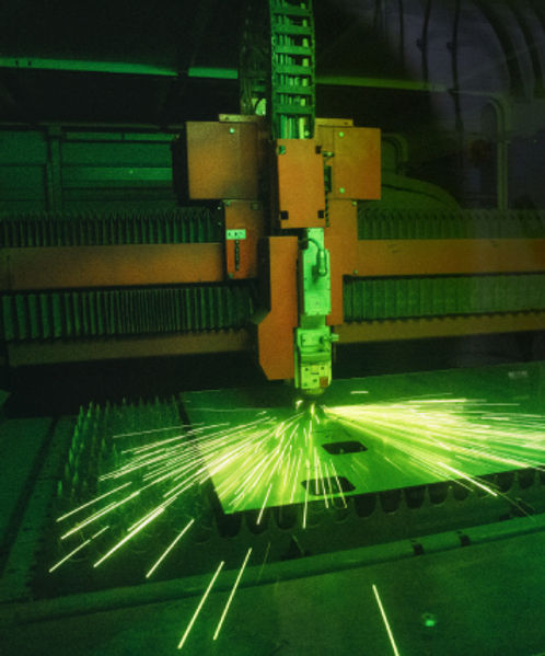 why choose our laser cutting services im
