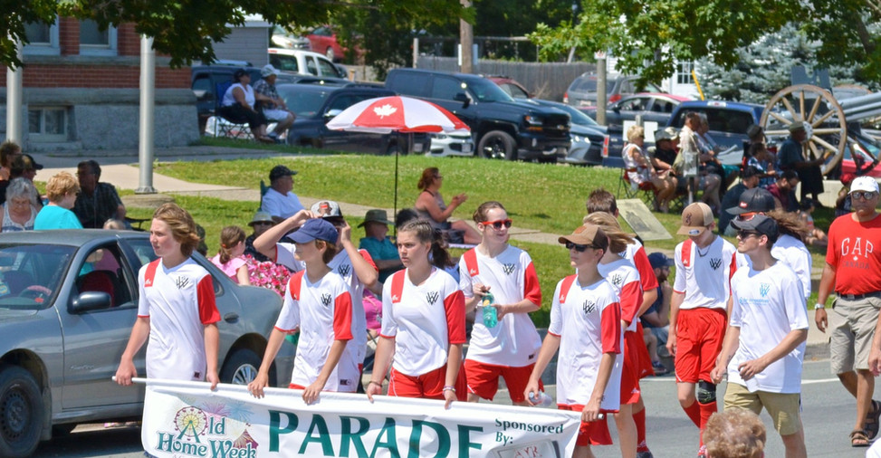 Old Home Week Parade
