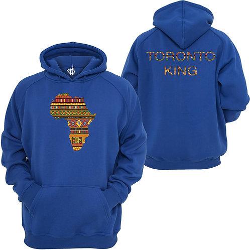 TORONTO KING-AFRICAN DESIGN
