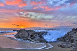 """1st Place Photography """"Sunrise Splash"""""""