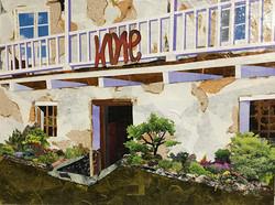 """HM Landscape """"""""Boeger's Old Tasting Room"""""""