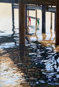 """1st Place Landscape """"Tahoe Pier"""""""