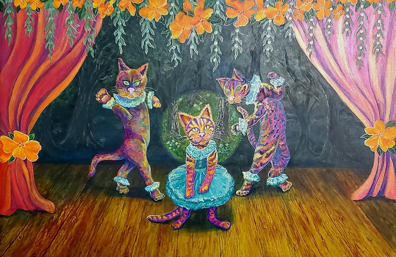 The Kitty Ballet