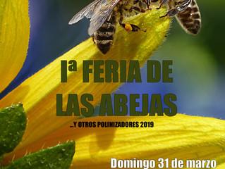 1º Feria de las Abejas y otros polinizadores 2019