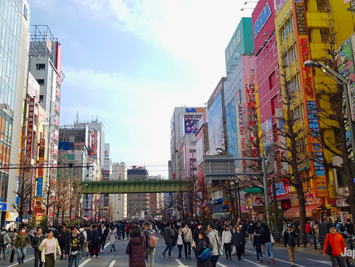 5 Japan-Reiseideen für Otaku