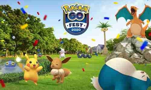 Pokémon GO Fest 2020 Teaser Bild