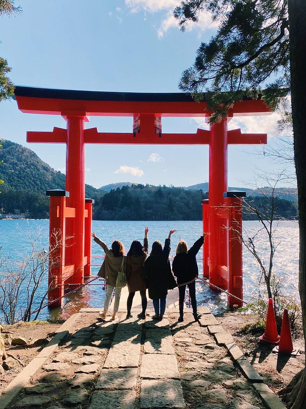 Trip to Hakone