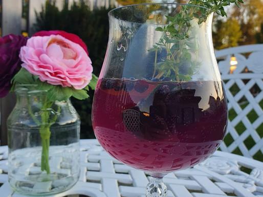 Der ultimative Sommerdrink Violets Garden