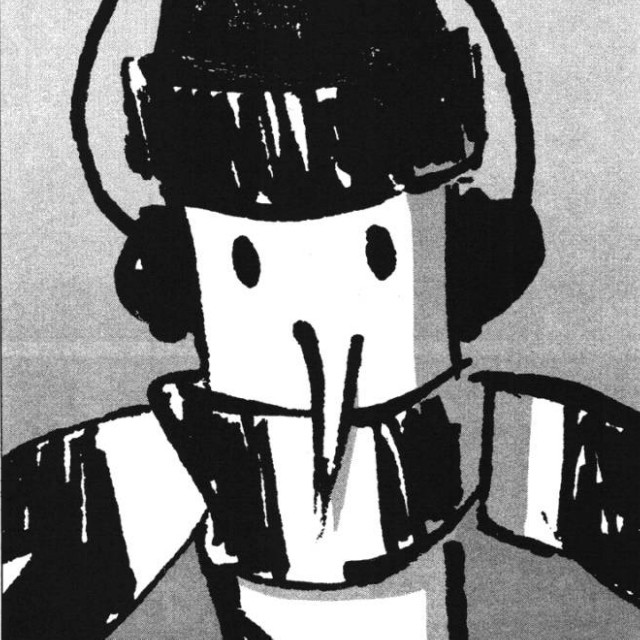Der Protagonist Punpun des Manga