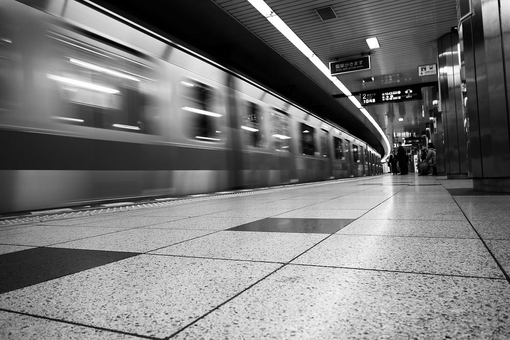 U-Bahn in Tokyo, Arbeiten in Japan