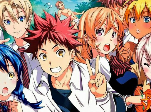 Anime Review: Food Wars! Shokugeki no Sōma