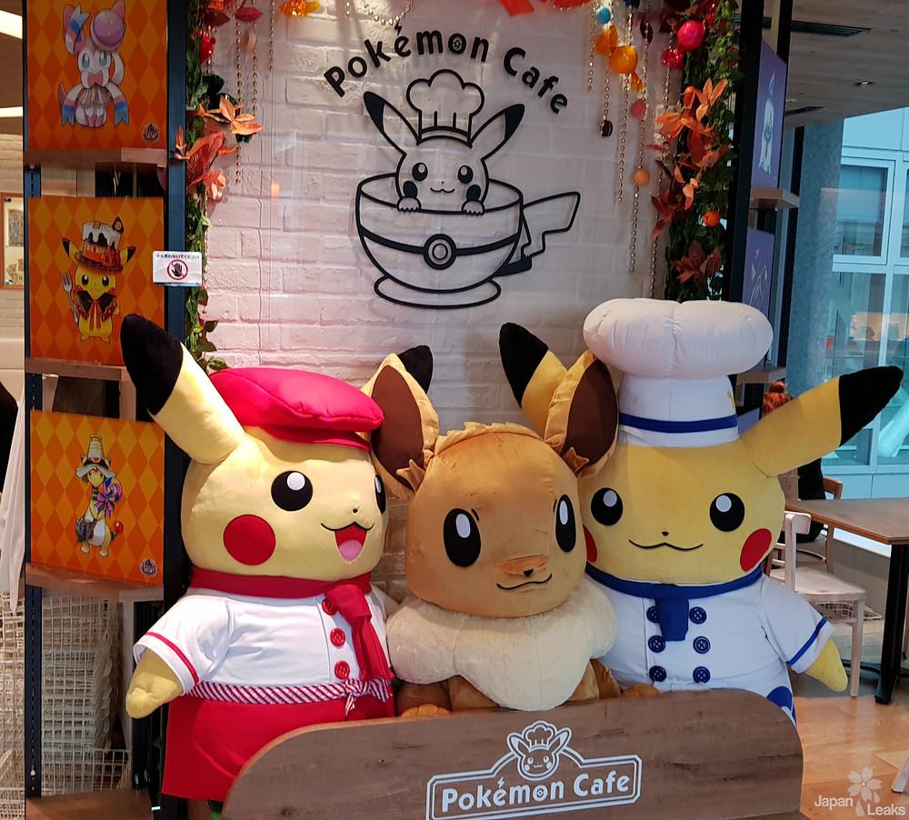 Pokemon Themen Cafe